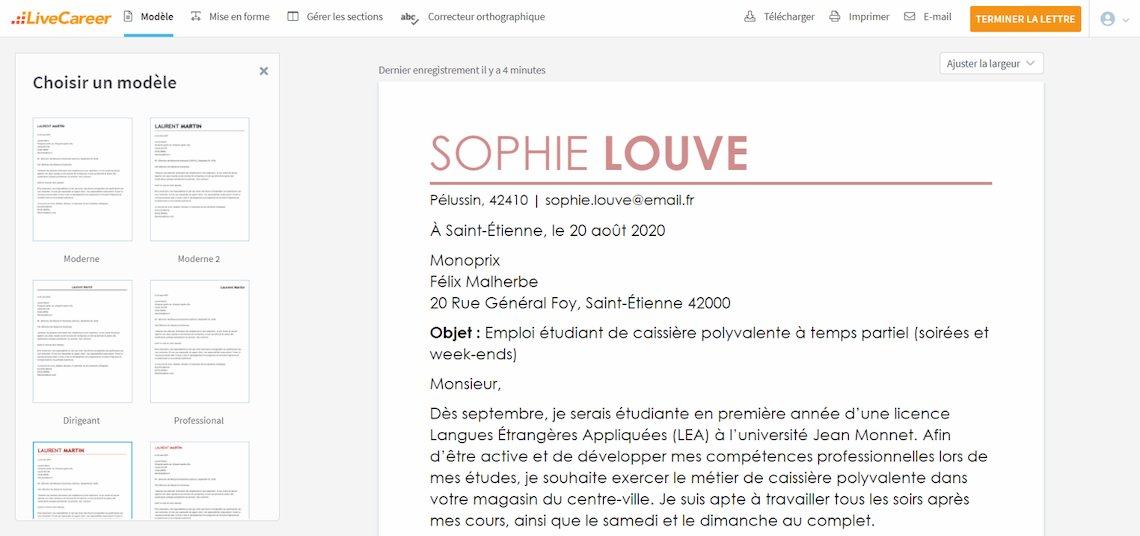 Studentjob vous propose de nombreuses offres de job étudiant à paris, marseille, bordeaux, ou encore à toulouse. Exemple De Lettre De Motivation Job Etudiant Sans Experience