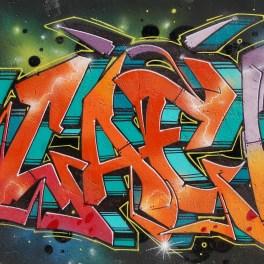 Graffiti                                                            Beauty Mural