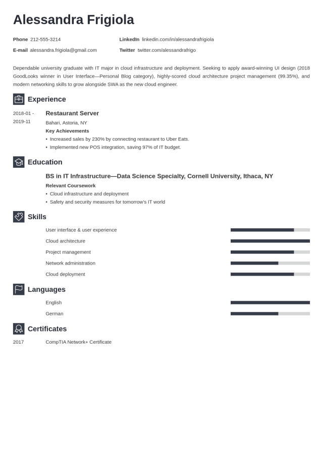 23+ Resume Objective Statement  Examples & How to Write Yours