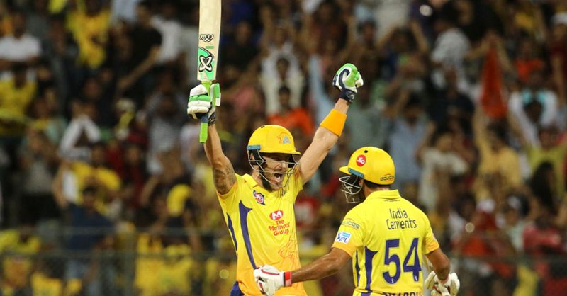 Photo of Lot of considering cricketers within the dressing room motive behind CSK's success, reveals Faf du Plessis