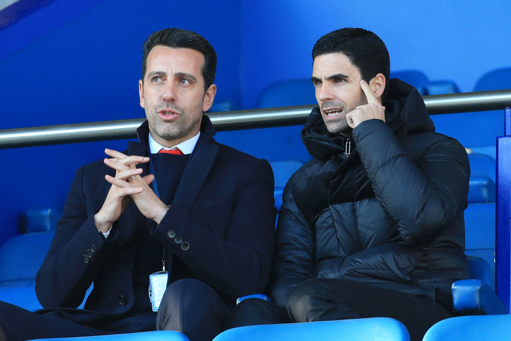 Have full faith in Arsenal's hierarchy to help me improve team, admits  Mikel Arteta