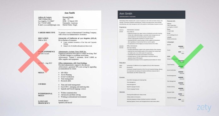 Administrative Assistant Cover Letter Sample 20 Tips