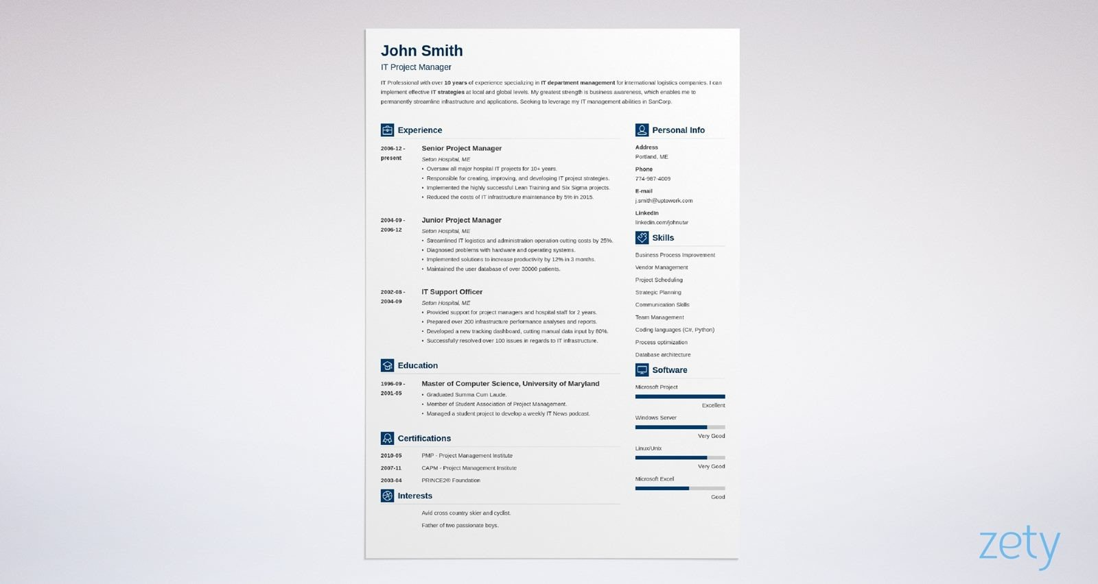 From this page you'll find professional word resume templates with clear design. 15 Blank Resume Templates Forms To Fill In And Download