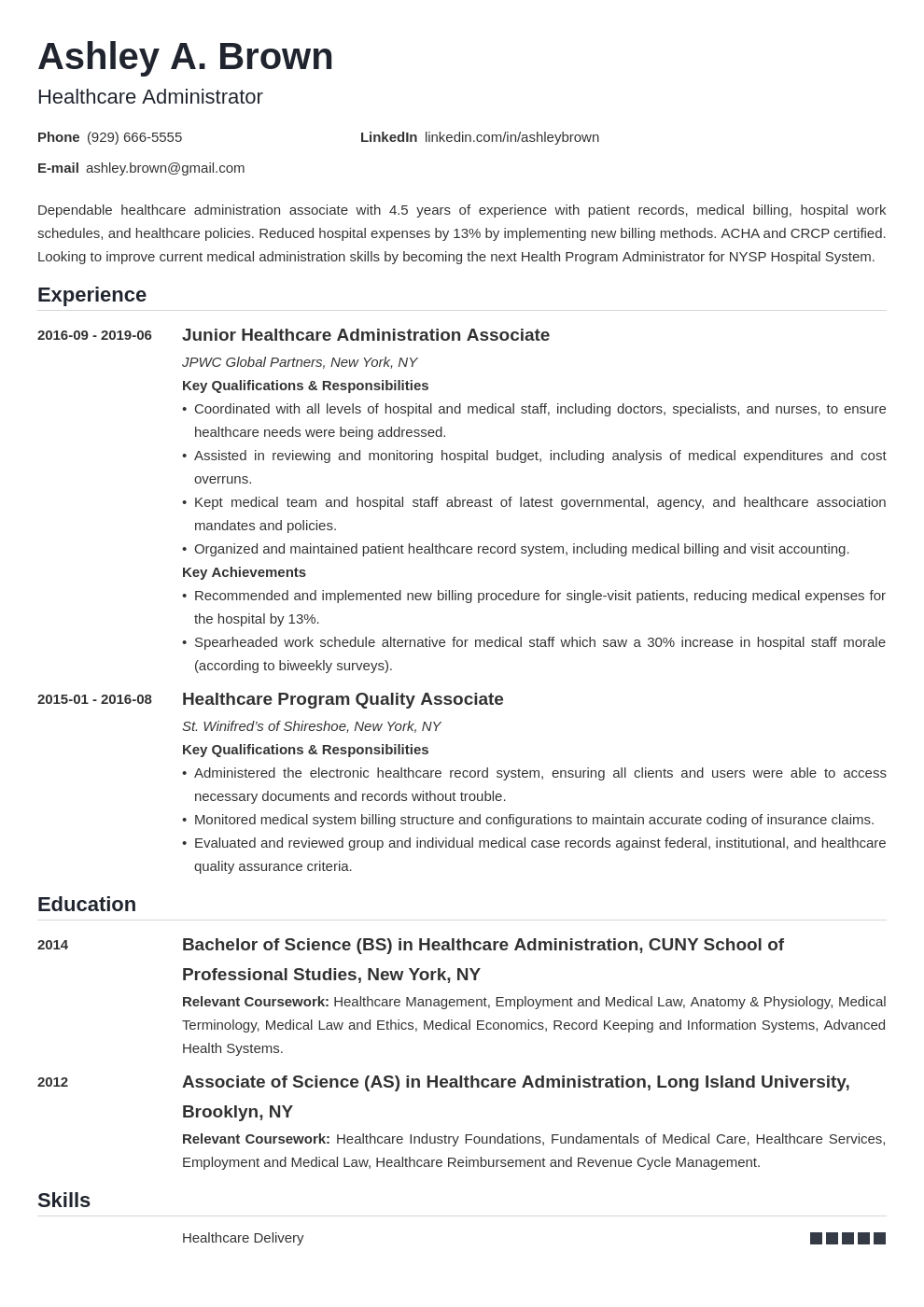 The best professional doctor cv examples myperfectcv from www.myperfectcv.co.uk a resume template is a blank form you fill in with contact information, work experience, skills, and education. Healthcare Professional Resume Samples Writing Tips