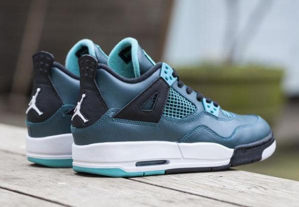 Air Jordan 4 Retro ''Teal'' RM from Fresh Fashion and Gadgets