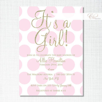 Baby Shower Invitations Etsy Cobypic Com