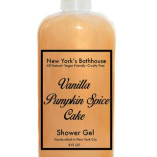 Pumpkin Spice Shower Gel