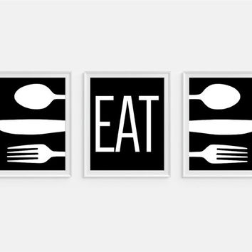 Image Of Oversized Spoon And Fork Wall Decor Cool