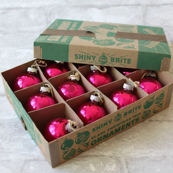 Best Glass Christmas Ornament Sets Products On Wanelo