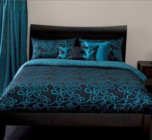 Michael Payne Twisty Vine Turquoise From The Home Decorating