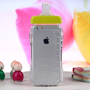 Baby Bottle Phone Case For iPhone 5/5S/6 from Your Weekend ...