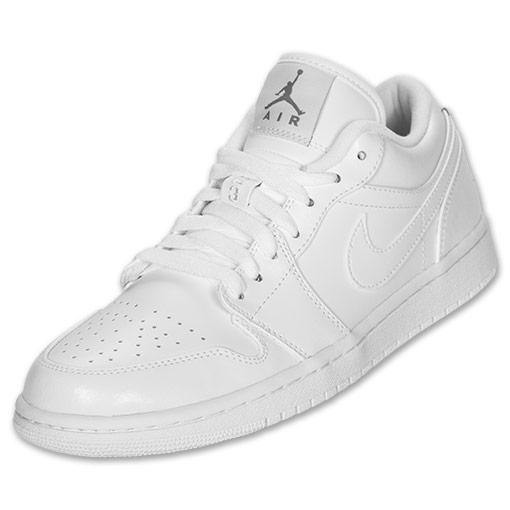 Men's Air Jordan 1 Low Basketball Shoes from Finish Line