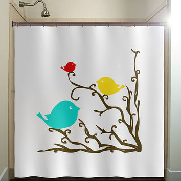 best black tree shower curtain products on wanelo