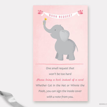 Free Printable Storybook Baby Shower Invitations Library Card Inserts Myfabulesslife Com