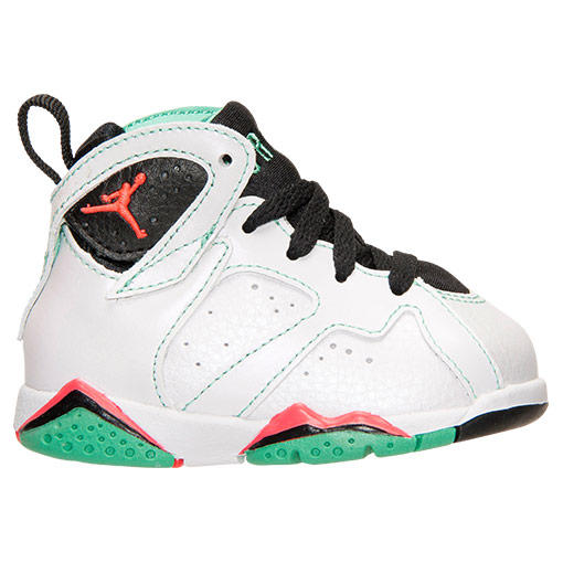 Girls' Toddler Air Jordan Retro 7 from Finish Line