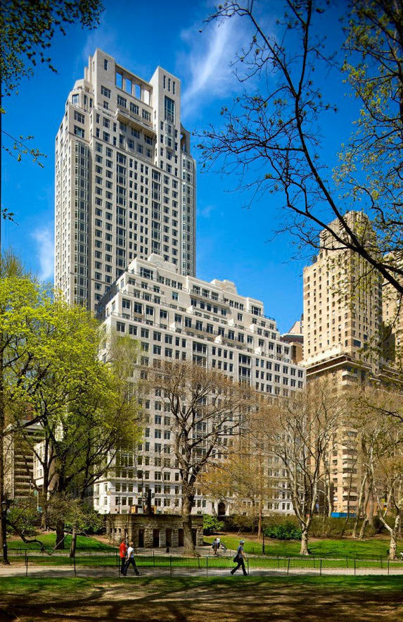 15 Central Park West In Lincoln Square S Als