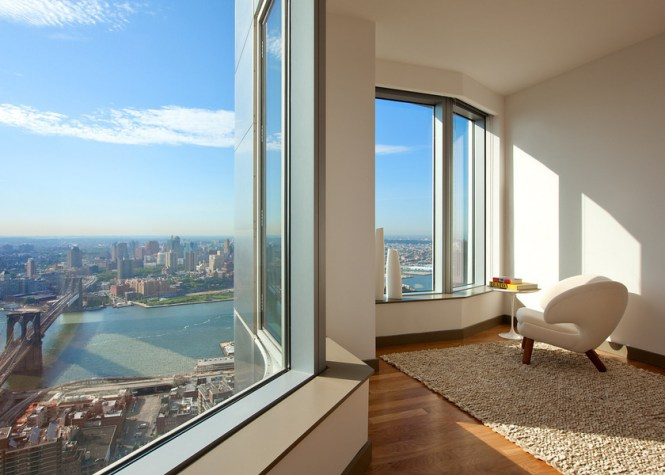 New York By Gehry At 8 Spruce St In