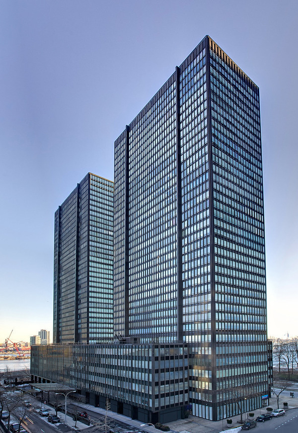 870 United Nations Plaza In Beekman