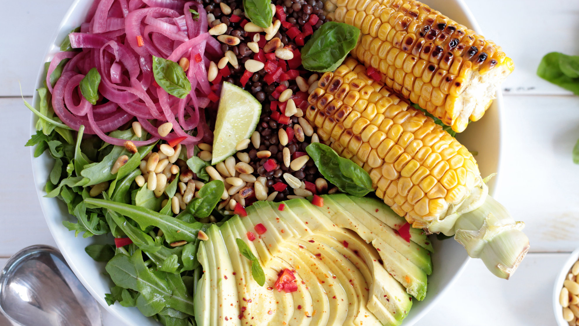 vegan-diet-avocado-corn