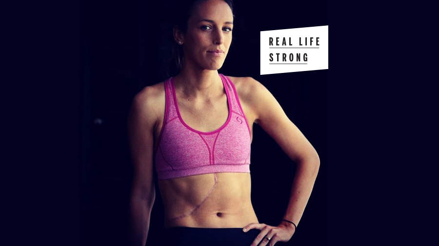 Remembering Gabe Grunewald Her Thoughts On Running Cancer And Inspiring Thousands Health