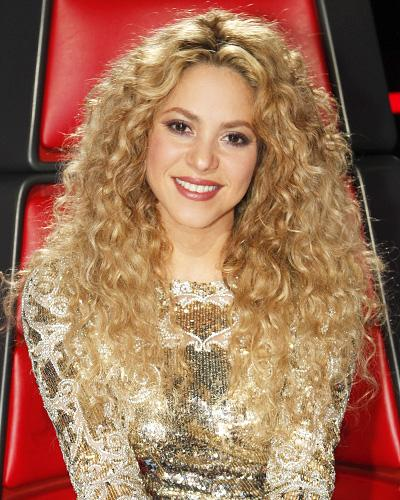 The Voice Season 4 Shakiras Fashion And Beauty Looks