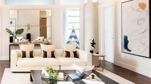 Take A Look Inside Bethenny Frankels Newly Listed 695