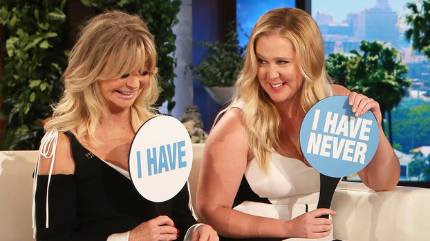 Amy Schumer On Shooting Nude Scene In Snatched