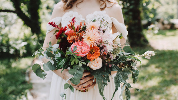 The Real Cost Of Wedding Flowers