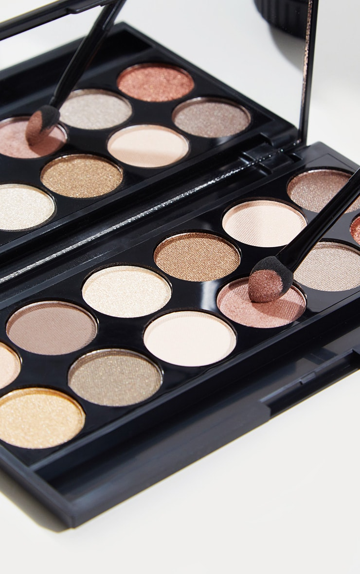 Sleek Makeup Idivine Eyeshadow Palette Prettylittlething Usa