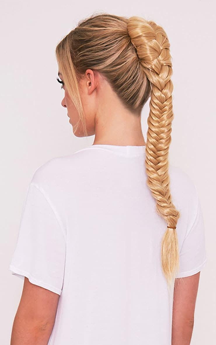 Image result for golden hair fish tail