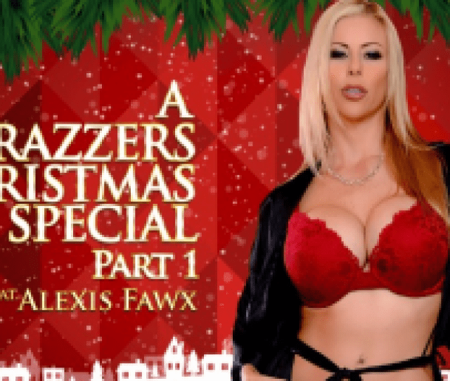 A Brazzers Christmas Special Party Part  With Alexis Fawx