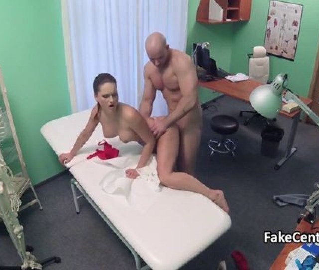 Big Boobied Beautiful Nurse Fucks Patient