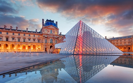 Image result for louvre museum