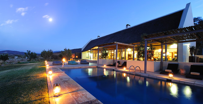 South Africa's Safari Secrets - Sanbona Gondwana Lodge