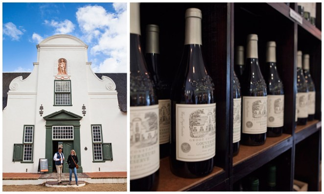 Constantia Wine Tour 1B