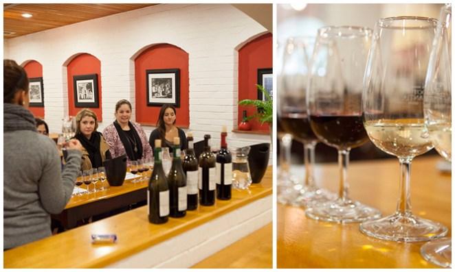 Rainy Days in Cape Town - Constantia Wine Tasting