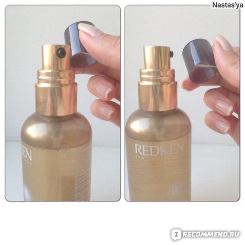 Масло для волос Redken ALL SOFT ARGAN-6 OIL Аргановое ...