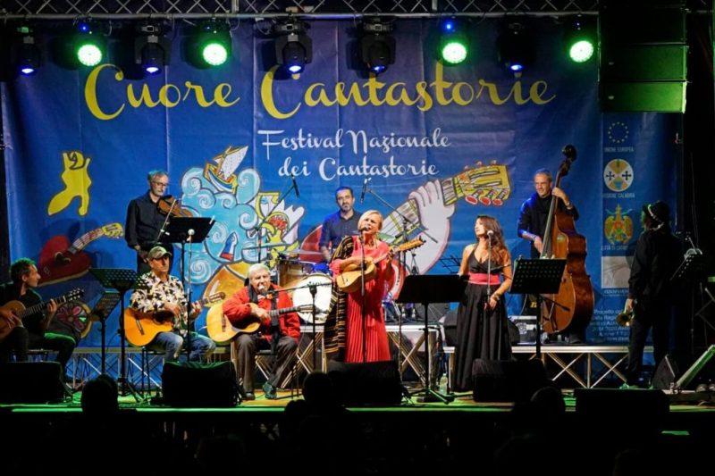 Festival Cantastorie francesca prestia
