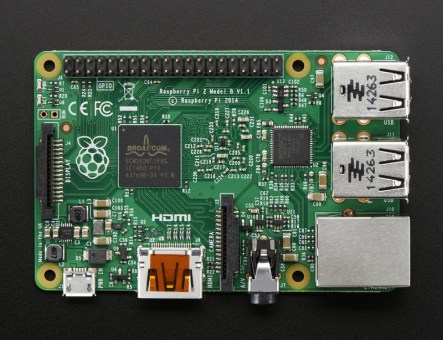 Host Raspberry Pi