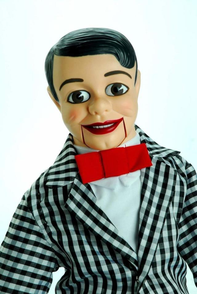 Overview | Living Ventriloquist Dummy with MONSTER M4SK Eyes ...
