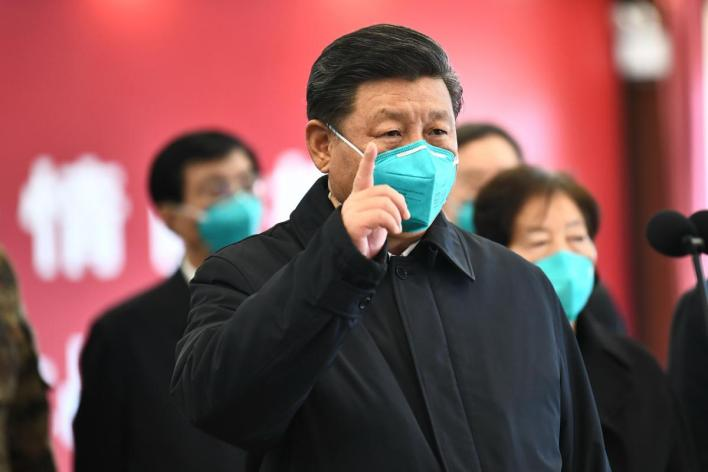 china is maneuvering for global leadership during the coronavirus crisis as the united states falters   foreign affairs