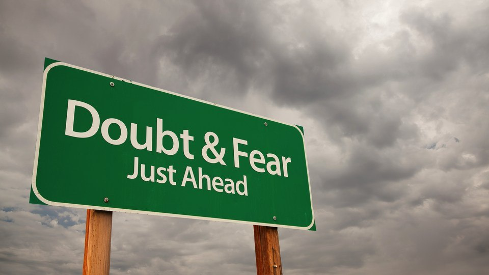 self doubt, recruiting, mba learning