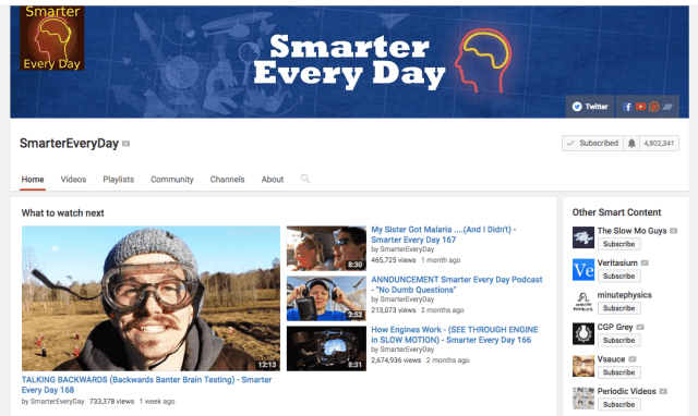 how to make money youtube smarter every day