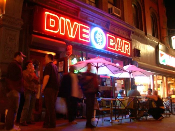 Image result for dive bar