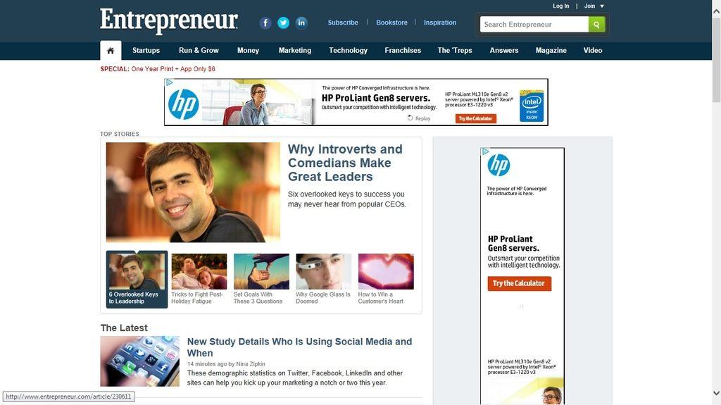 entrepreneur new
