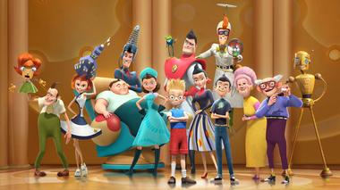 Disney Meet the Robinsons Versability Brian Penny Lifehack