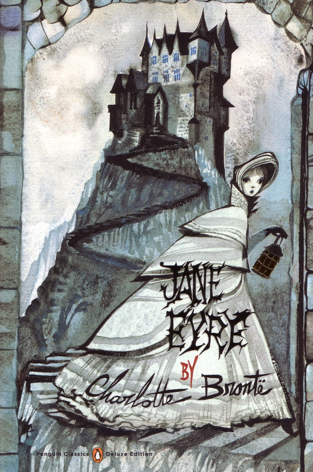 Jane Eyre by Charlotte Bronte (image credit Penguin Classics) VIA Amazon.com