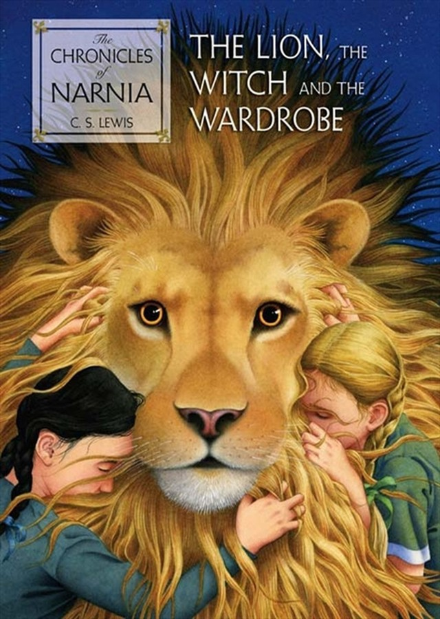 The Lion, the Witch, and the Wardrobe by C.S. Lewis (image credit HarperCollins) VIA Amazon.com