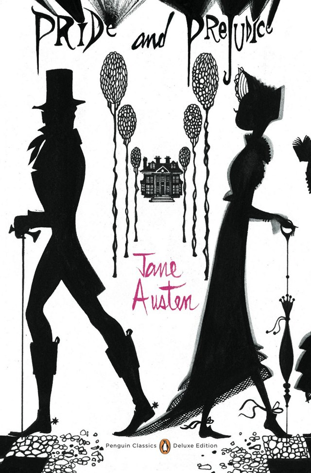 Pride and Prejudice by Jane Austen (Image Credit Penguin Classics) VIA Amazon.com
