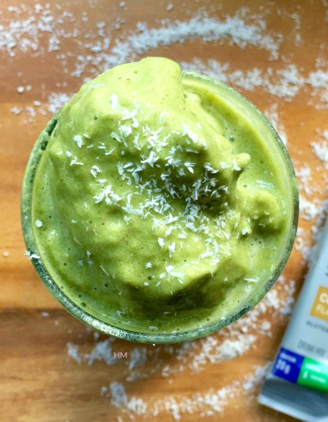 Pineapple-Coconut-Green-Protein-Smoothie-by-Heather-McClees-at-The-Soulful-Spoon-Gluten-Free-Low-Fat-High-Protein-No-Add